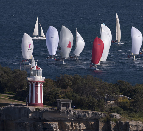 Sydney Gold Coast Yacht Race 2018