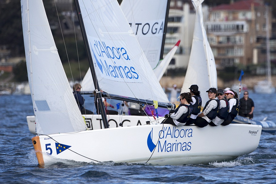 Marinassess Women's Match Racing Regatta