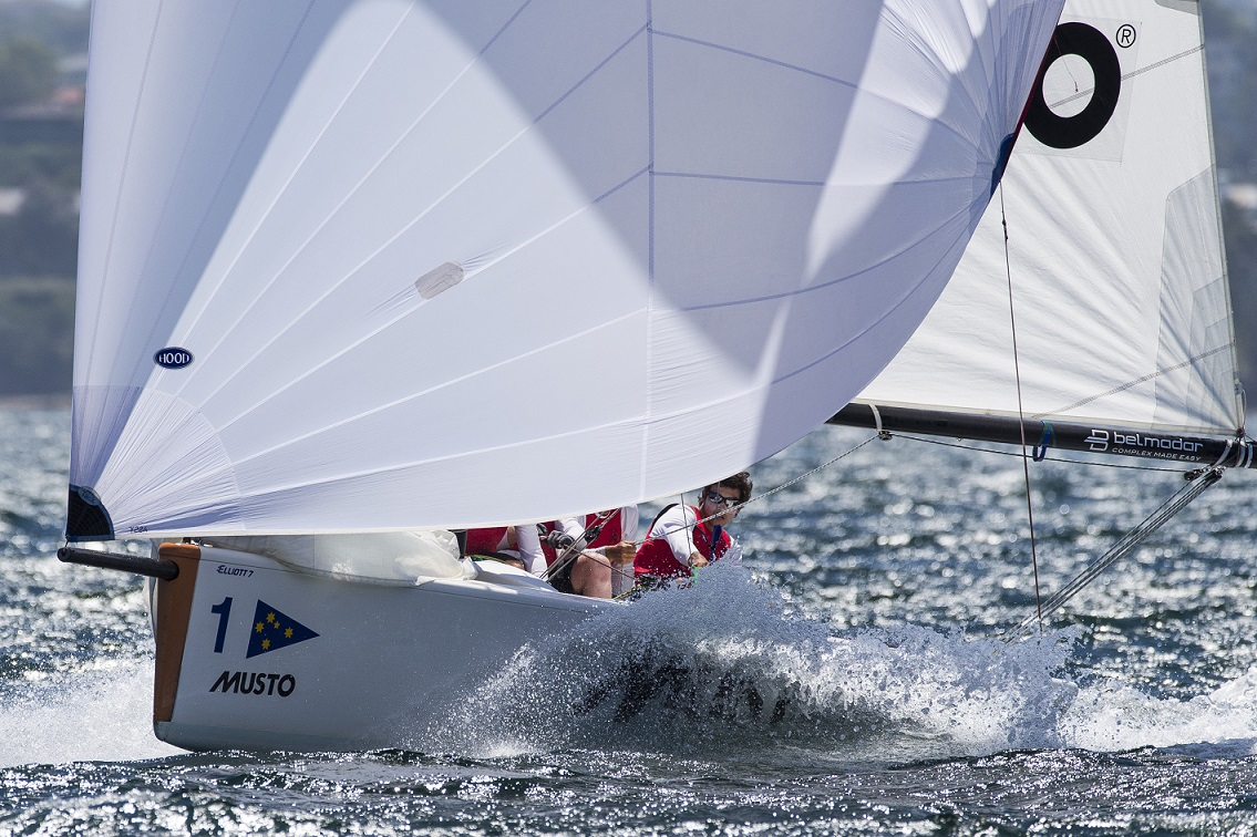 Musto International Youth MR Regatta